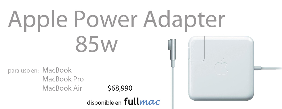 power adapter 85w